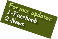 For race updates: 1-Facebook 2-News